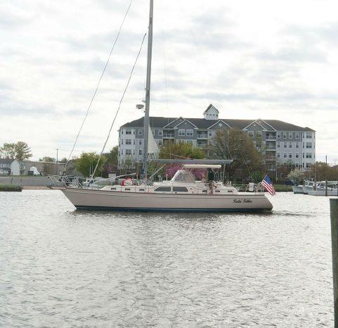2009 Island Packet 485
