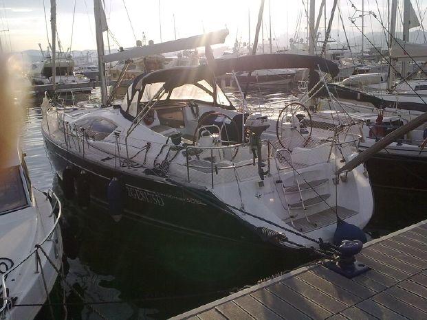 2008 Jeanneau Sun Odyssey 50 DS Lefkas, Greece - Williams ... on