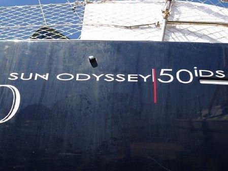 Jeanneau Sun Odyssey 50 DS image