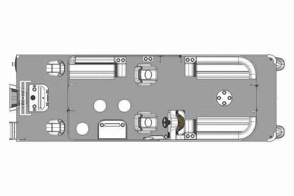 Qwest Avanti 825 Bar Fishtail - main image