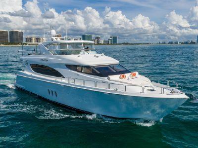 2006 Hatteras<span>80 Motor Yacht</span>