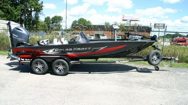 Polar Kraft Bass TX 195 Pro