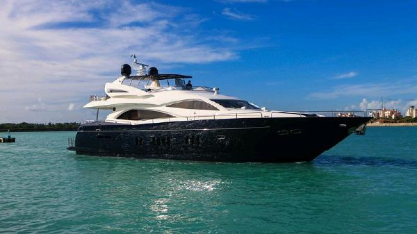 Sunseeker Yacht 90' Sunseeker 2007