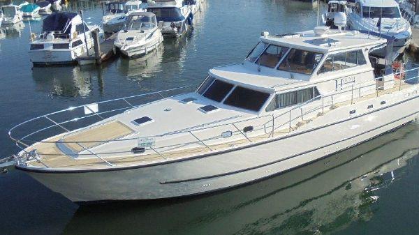 Aquastar 60 Aquastar 60 - On the water 1