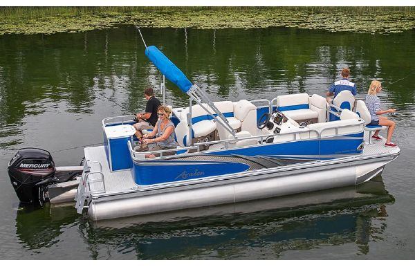 2019 Avalon Venture Fish N Cruise - 20'