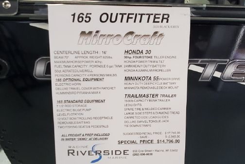 MirroCraft 165 Outfitter image