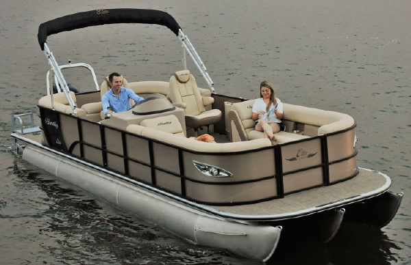 2019 Bentley Pontoons 250 Elite Admiral