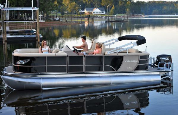 2019 Bentley Pontoons 220 Elite Admiral