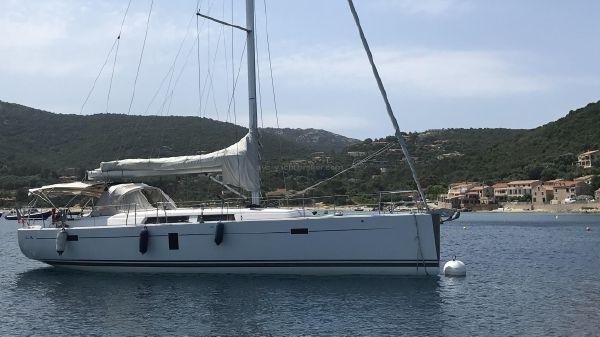 Hanse 445 AYC International Yachtbrokers Hanse 445