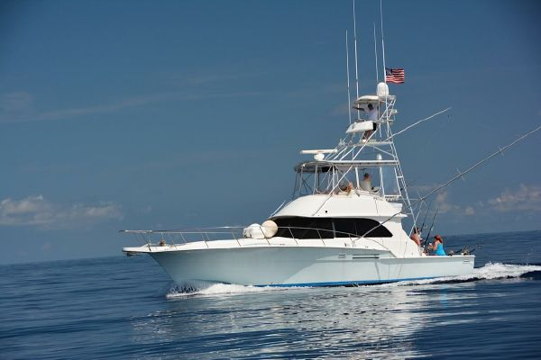 Bertram 46 Sport Fisherman - main image