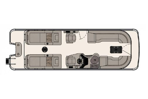 Avalon Ambassador Rear Lounger - 27' image