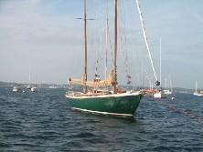 Lindgren Shipyard Ketch 47