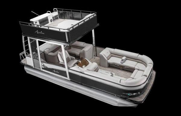 2020 Avalon Catalina Platinum Cruise Funship - 27'