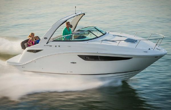 2019 Sea Ray Sundancer 260