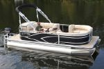 Lund LX240 Pontoon Cruiseimage