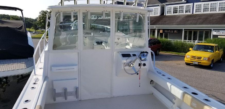Steiger Craft 31 DV Miami image