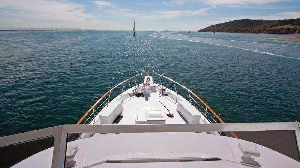 Hatteras Extended Deckhouse Motoryacht