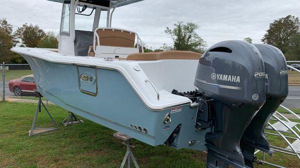 Sea Hunt 275 Ultra