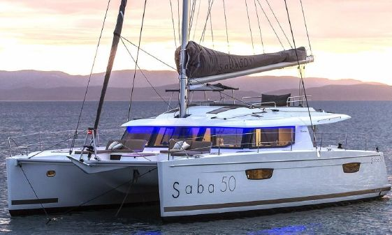 Fountaine Pajot SABA 50 image