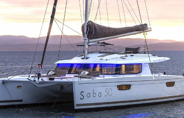 2019 Fountaine Pajot SABA 50