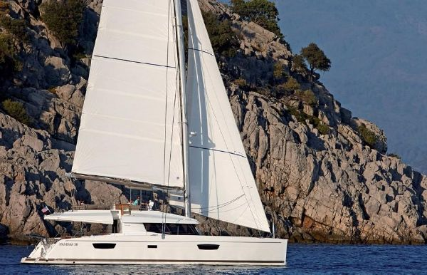 2018 Fountaine Pajot Ipanema 58