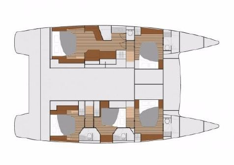 Fountaine Pajot Ipanema 58 image