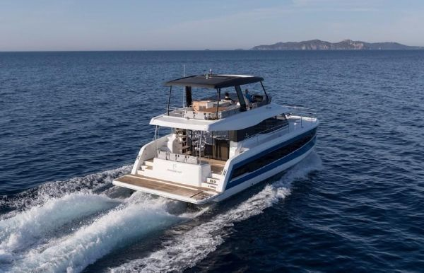 2021 Fountaine Pajot Motor Yacht 44