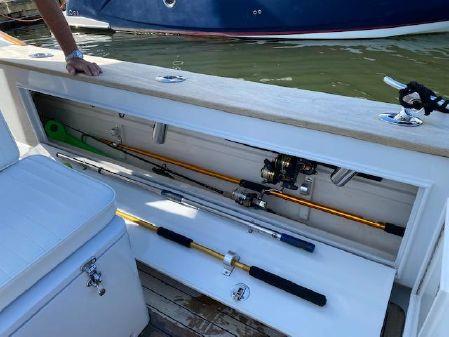 Custom Carolina Harrison Boat Works 28 CC Cuddy image