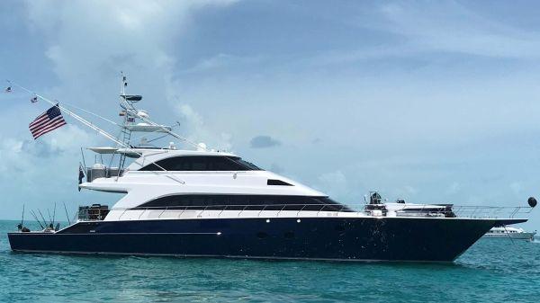 Westship Sportfish Yacht