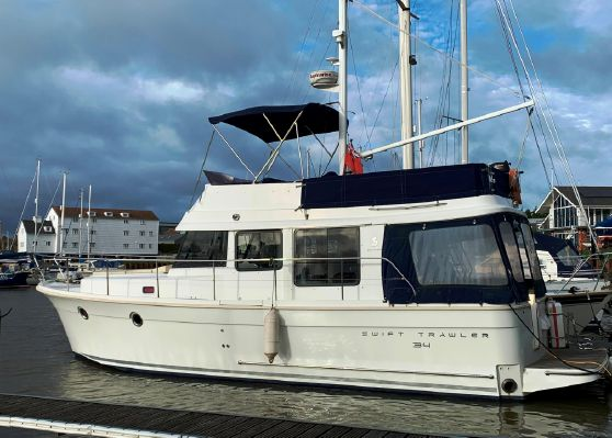 Beneteau Swift Trawler 34 - main image