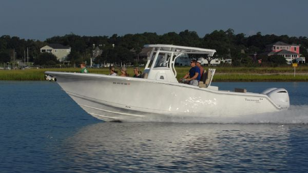 Tidewater 280 CC