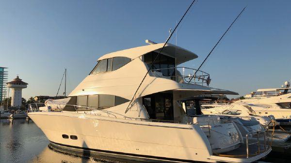 Maritimo M51 Motor Yacht