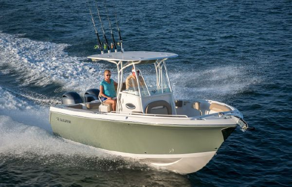 2018 Sailfish 242 CC