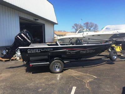 2018 Crestliner<span>1850 Bass Hawk</span>