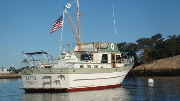 DeFever Trawler