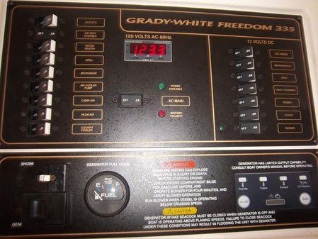 Grady-White 335 Freedom image