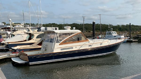 Little Harbor WhisperJet 40