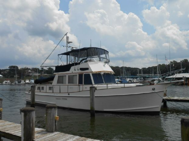 1990 Grand Banks Sell Maine