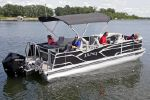 Lund ZX250 Pontoon FCimage