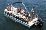 Lund ZX230 Pontoon FCimage