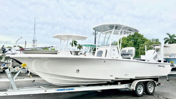 Tidewater 2500 Carolina Bay GHOST WHITE
