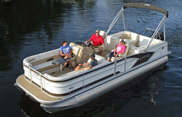 2020 Lund ZX250 Pontoon WT DS