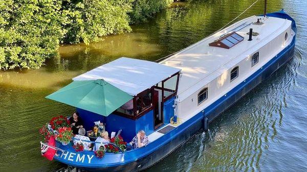 Dutch Barge DB Marine Replica Dutch Barge