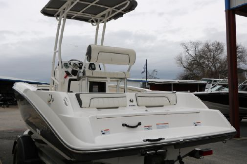 Yamaha Boats 190 Fish Sport image