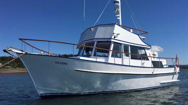 yukon 36 Trawler