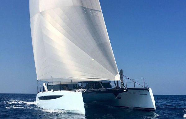 2019 HH Catamarans HH55