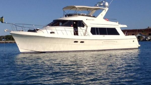 Hampton 550 Pilothouse