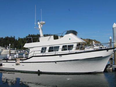 2011 Sunnfjord<span>Custom Pilothouse Motor Yacht</span>