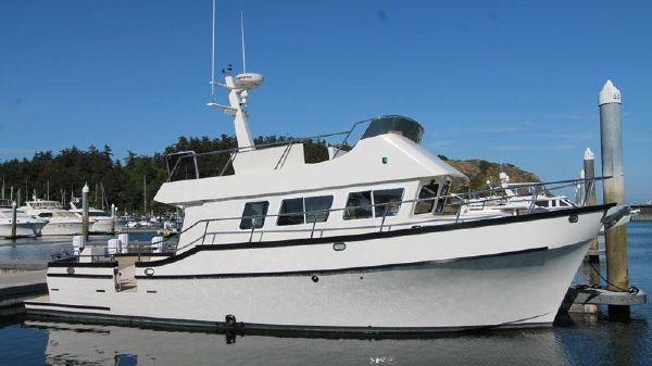 Sunnfjord Custom Pilothouse Motor Yacht