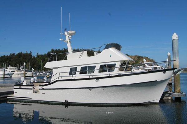 Sunnfjord Custom Pilothouse Motor Yacht - main image
